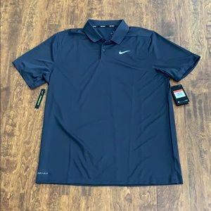 Nike Men's Golf DRY-FIT Polo Shirt Size L